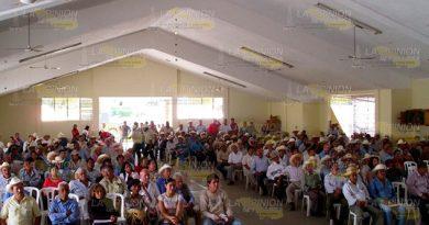 Realizarán ganaderos su reunión anual en Álamo