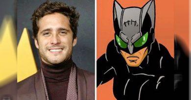 Diego Boneta interpretará al primer superhéroe latino