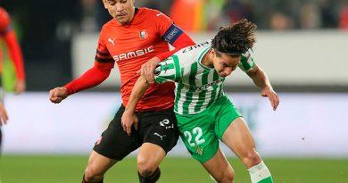 Diego Lainez debutó con gol heroico en Europa League
