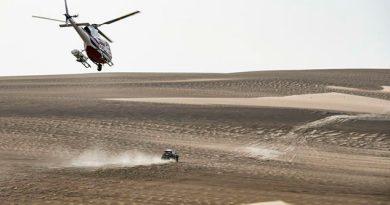 El Rally Dakar pone rumbo a Arabia Saudí