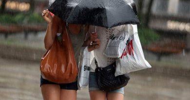 El clima este martes 26 de febrero prevé estados calurosos y lluvia