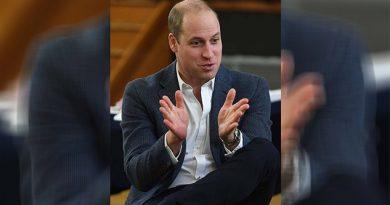 El príncipe William advierte sobre las dificultades de la paternidad