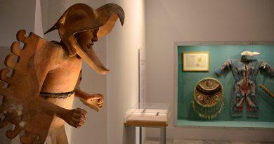 En el Castillo de Chapultepec exhiben Chimalli. Tesoro de Moctezuma