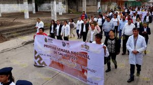 En marcha la Primera Semana Nacional de Salud en Álamo