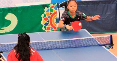 Exitoso torneo de tenis de mesa en Centro de Raqueta de Leyes de Reforma