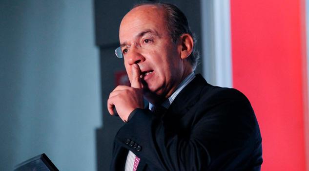 Felipe Calderón rechaza acusaciones de AMLO sobre corrupción