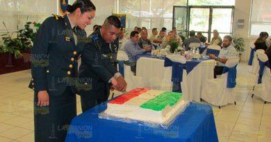 Festeja el Ejército en Cerro Azul sus 106 años Compromiso y lealtad militar