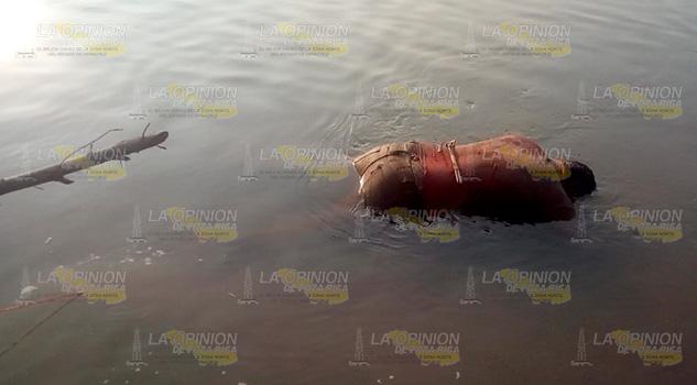 Flota otro cuerpo en el Río Moctezuma