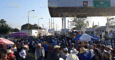 Fracasa negociación entre citricultores de Álamo y SEDARPA