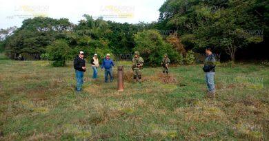 Fuga en pozo de Pemex alerta a vecinos en Gutiérrez Zamora