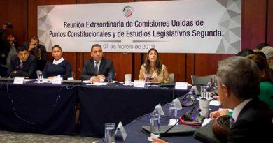 Guardia Nacional se atora en Senado; Morena escuchará a expertos