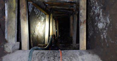 Hallan túnel con toma clandestina en Hidalgo