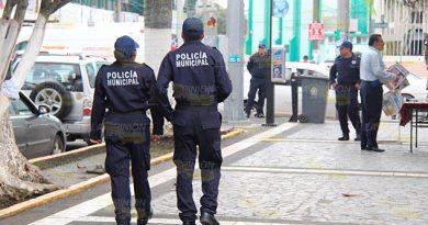Hay trabajo para policías en Poza Rica