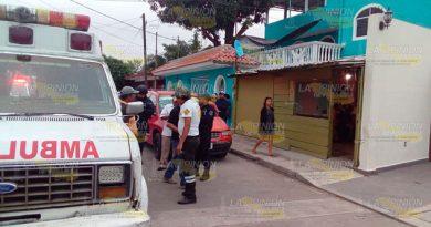 Hombre se corta la venas en Poza Rica y muere