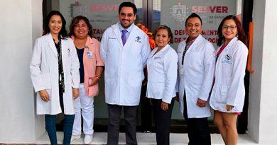 Inaugura Secretaría de Salud Clínica de Tanatología en Poza Rica