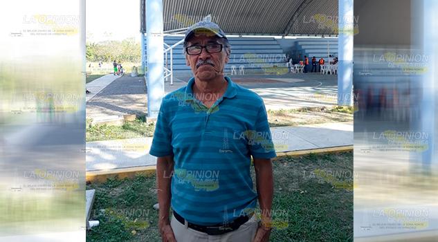 Joel Vargas representará a Álamo en atletismo master en juegos estatales