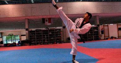 Juan Diego García, primer mexicano en ganar Mundial de ParaTaekwondo