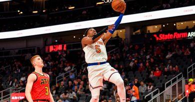 Knicks rompen racha de 18 descalabros