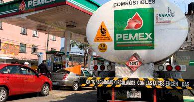 La Agencia Estatal de Energía sueña gasolina barata