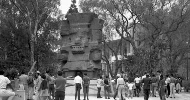 La historia del dios que fue raptado para vivir en el Museo Nacional de Antropología