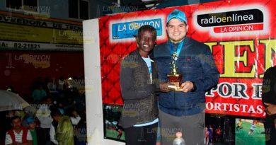 La keniana Genoveva Gelagat Kigen, campeona por primera vez