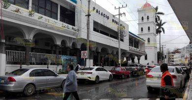 Laudos por 16 mpd, pesado lastre para el ayuntamiento de Tuxpan
