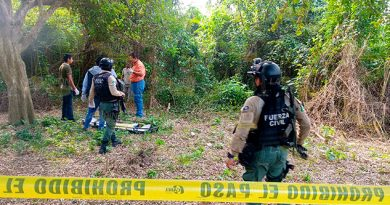 Lo ejecuta su suegro; fue encontrado en zona montosa de Coatzintla