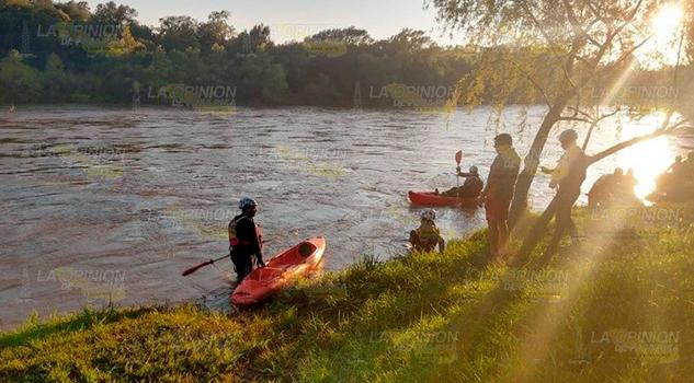 Lo hallan flotando en el río tras descubrir infidelidad en Zoquitipan