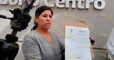 Los dejan sin chamba en Conagua de Xalapa