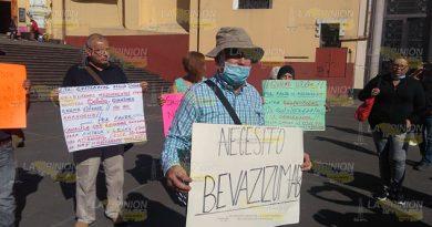 Los dejan sin medicinas en el CECAN de Xalapa