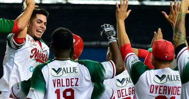 México vence a Venezuela y se aferra al milagro en la Serie del Caribe