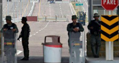 Maduro eleva la alerta militar en fronteras ante plan de ayuda
