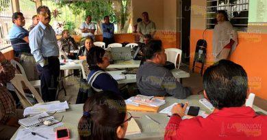 Mayor atención a necesidades en escuelas de Tihuatlán
