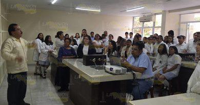 Mejoran espacios de investigación en la ESBO 8 de Poza Rica