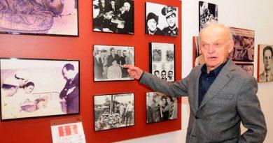 Muestra de El Chango Cabral llega al Museo Casa León Trotsky