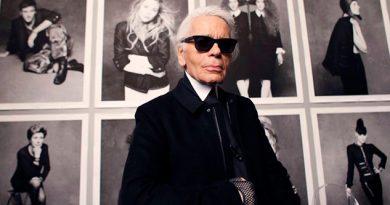 Murió el legendario diseñador Karl Lagerfeld