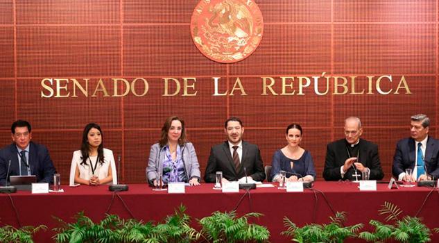 Necesario legislar sobre trata de personas en México Martí Batres