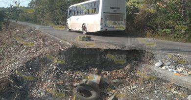 No hay fecha para la llegada de recursos para rehabilitación de carreteras