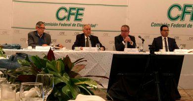 Pérdidas de la CFE ascienden a 60 mil mdp anuales