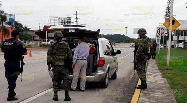 Pese a violencia, recortan recurso a seguridad en Veracruz