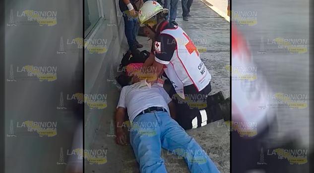 Petrolero jubilado se infarta y muere en Cerro Azul