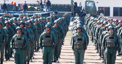 Pierde Maduro más de 120 militares por deserción