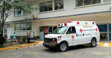 Quinceañera intenta suicidarse en Tuxpan