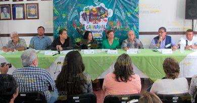 Reducirán presupuesto al carnaval en Naranjos pero no su calidad