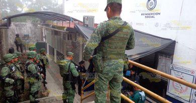 Reo acusado de matar a su padre, escapa del CERESO en Chicontepec