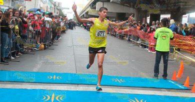 Saby Luna, Campeón Absoluto