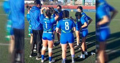 Se concentra la preselección femenil de Rugby de la UV