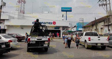 Se duplican denuncias por hechos delictivos en Tuxpan