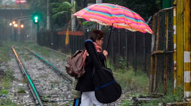 Se esperan lluvias y chubascos en el noroeste y norte del país