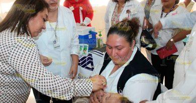 Se inaugura Primera Semana Nacional de Salud en Coatzintla